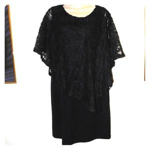 🆕️🔥Formal Shawl Dress | 18W